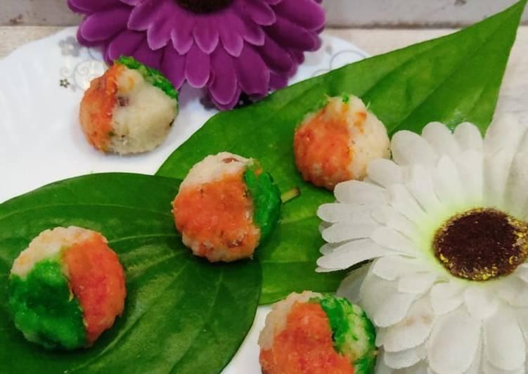 Tiranga Modak (bappa's special)