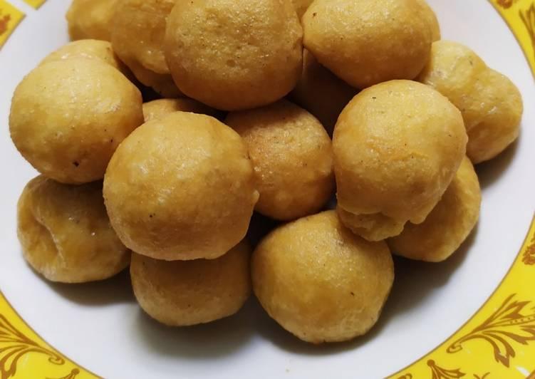 Tahu Bulat Mini - cookandrecipe.com