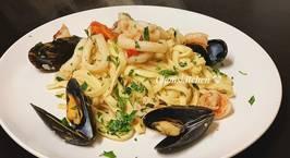 Hình ảnh món Pasta hải sản