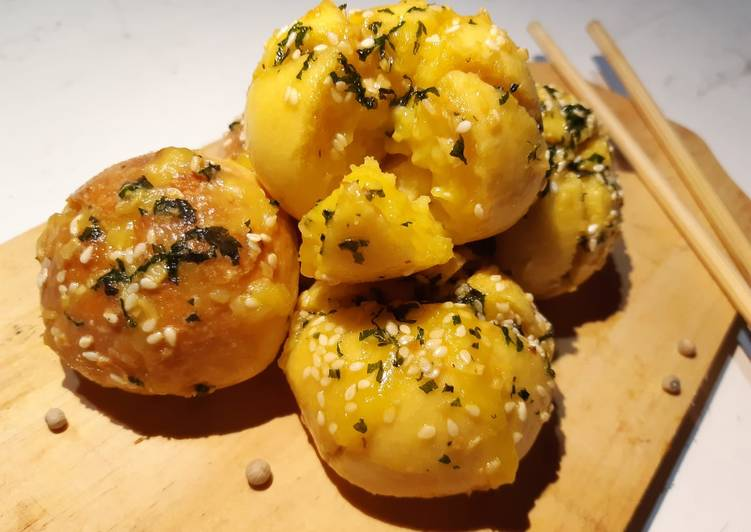 Resep Mini Garlic Cheese Bread ala rara's kitchen Bikin Ngiler