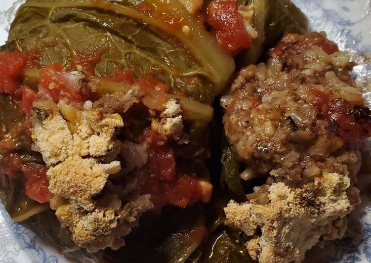 My Cabbage Rolls
