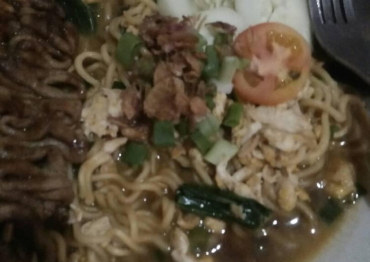 Mie godog jawa#pekan inpirasi#cookpadcomunity