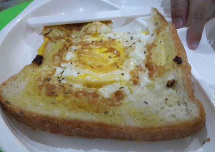 Resep Sandwich Roti Telur Batita Favorit