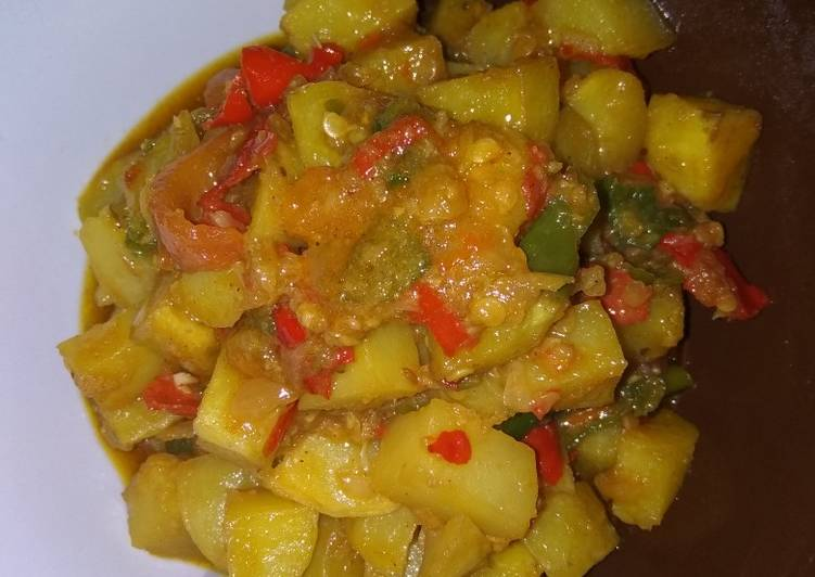 Balado kentang