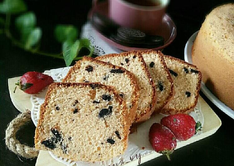 Cake NUTRIJELL YOGHURT strawberry mix Oreo