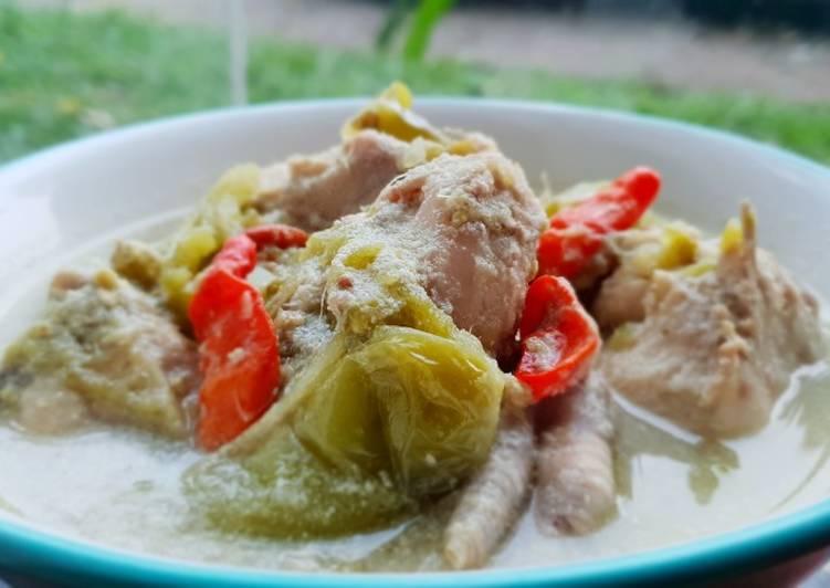 Garang Asem Rice Cooker