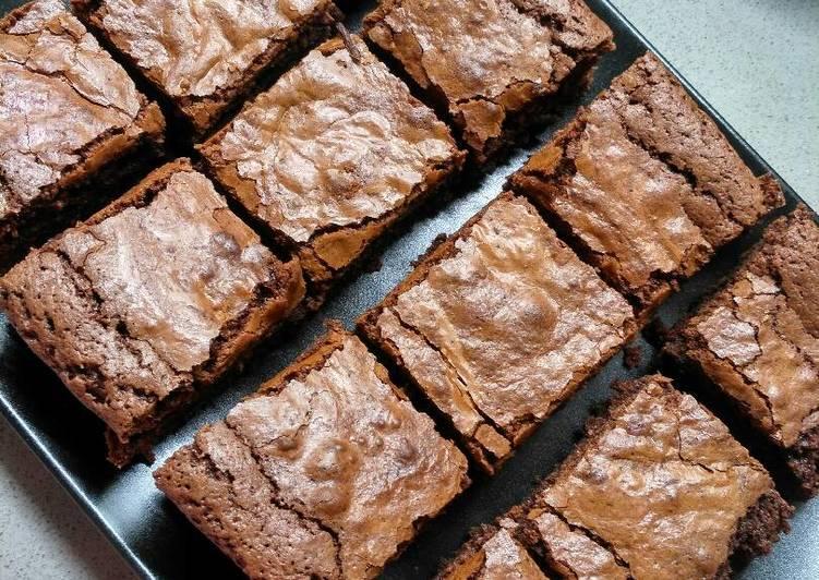 Recipe of Award-winning Cakey Brownies