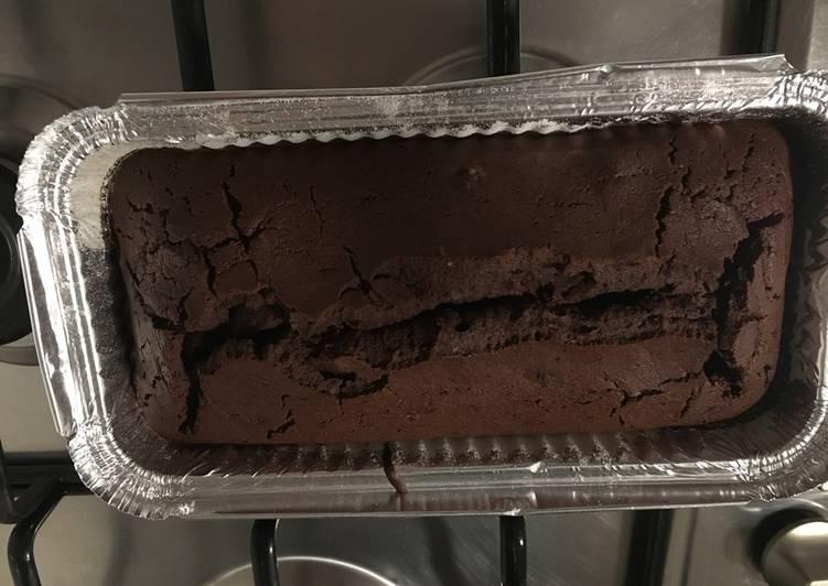 Ricetta Plum-cake al cacao gluten free