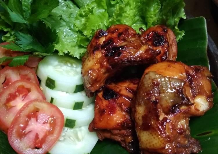 Ayam Bakar Wingko
