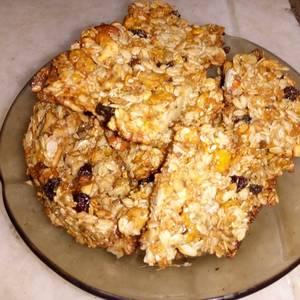 Barritas de cereales caseras o crocantes (como les guste llamarl