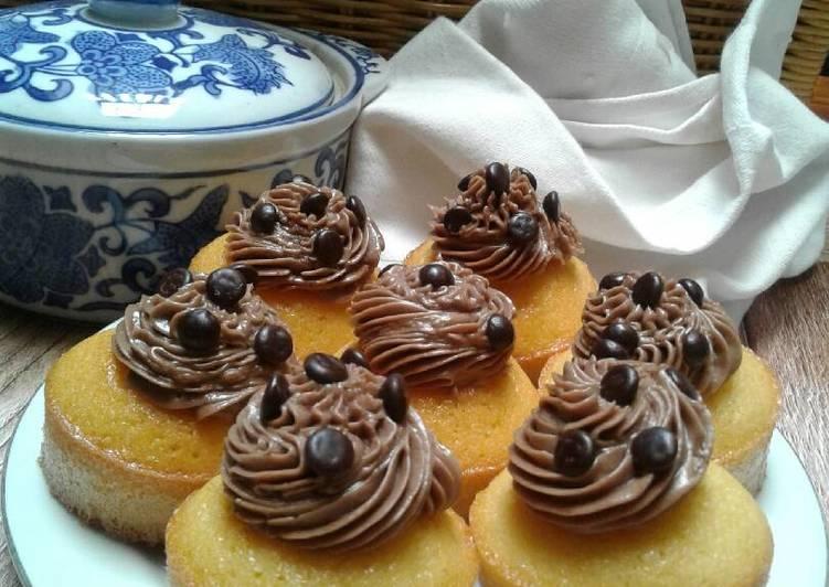 Cup cakes instan (belgia)