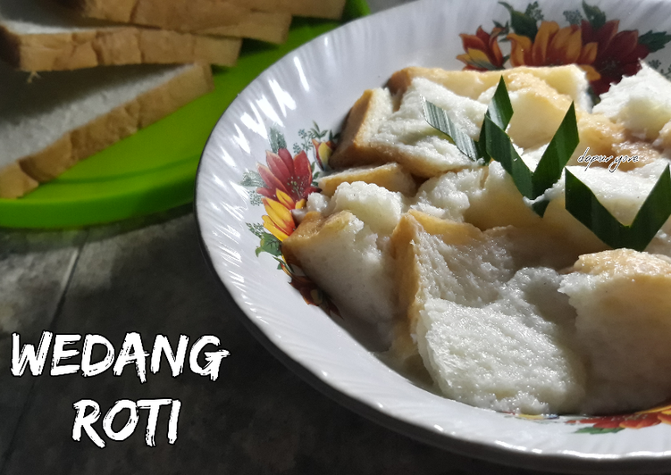 #30 Wedang Roti (Booster banget)