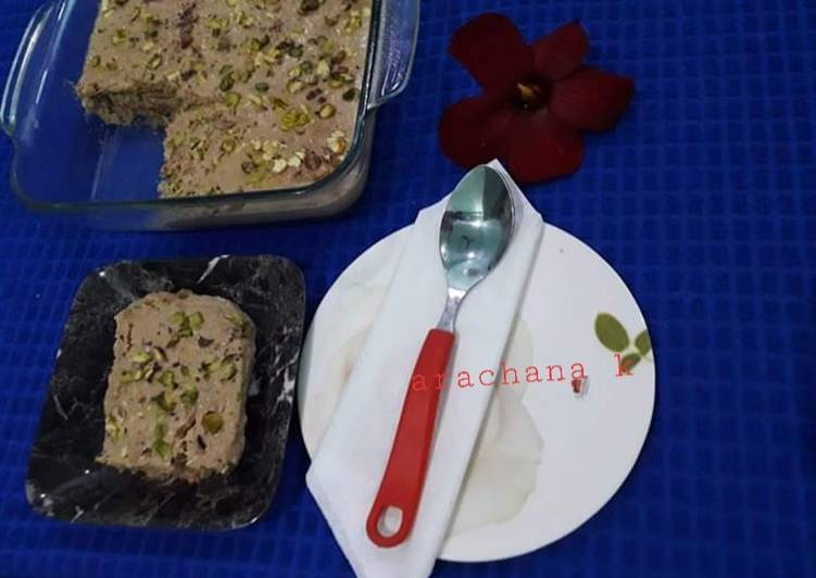 Kunufa sweet dessert desi Indian style