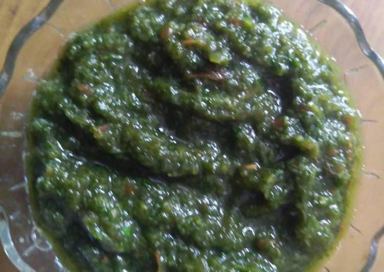 Simple Way to Make Ultimate Coriander ki Chutney