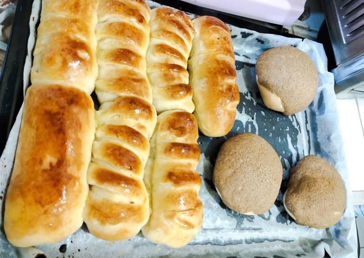 Roti tanpa ulen