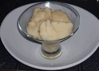 Easiest Way to Prepare Appetizing Pineapple Ice Cream without Heavy Cream