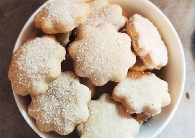 Biscuits fleurs de secours