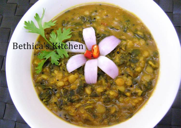 25 Minute Easiest Way to Make Fall Methi Dal