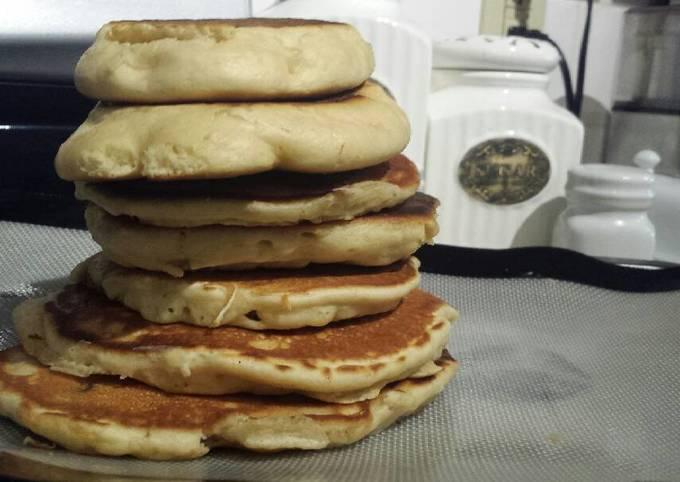 Best Homemade Buttermilk Pancakes