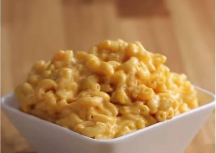 3-ingredient mac 'n' cheese