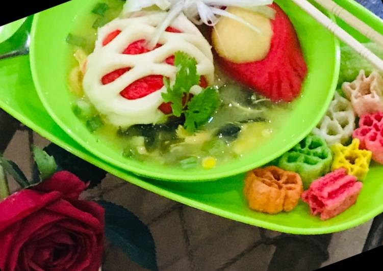 Whosayna's Steamed Dumplings in Chicken Soup, Why Are Apples So Beneficial For Your Health
