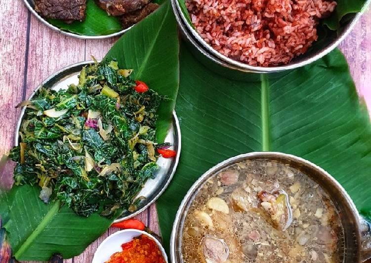 Soup Buntut ala Hotel Borobudur