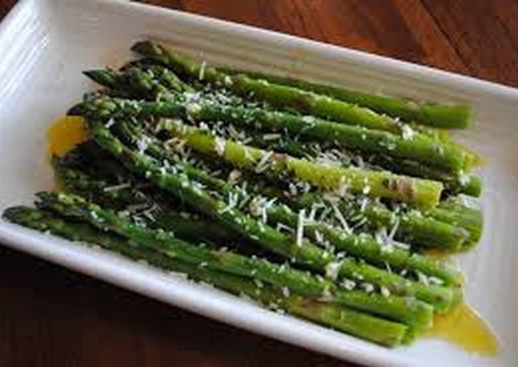 Recipe: Appetizing Asparagus Salad