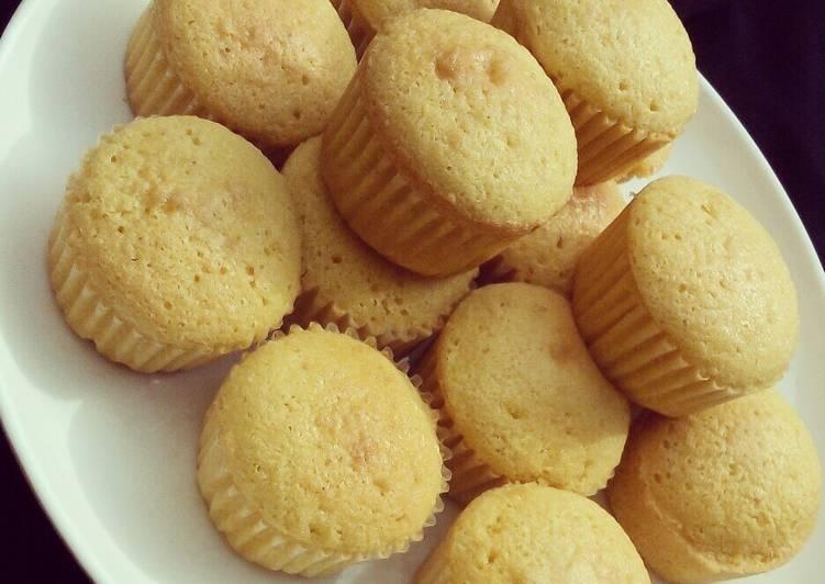 Recipe of Quick Cupcake