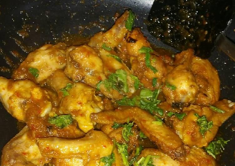 Resep Ayam goreng balado Yang Mudah Pasti Sedap