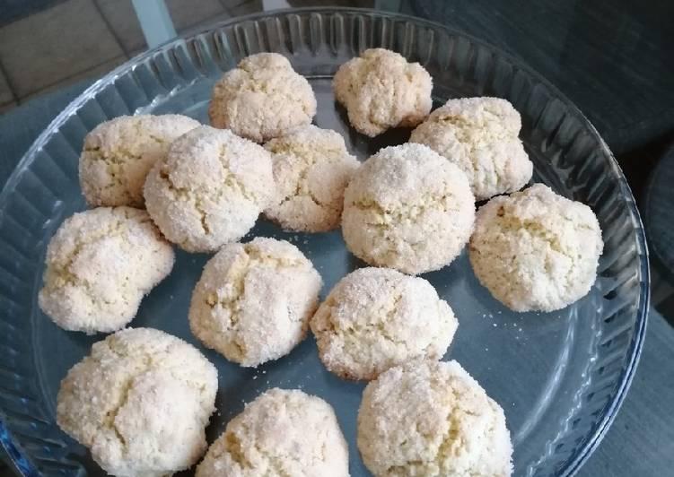 Ricetta Biscotti al limoncello