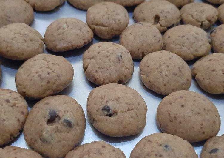 Palm Chocochip Cookies
