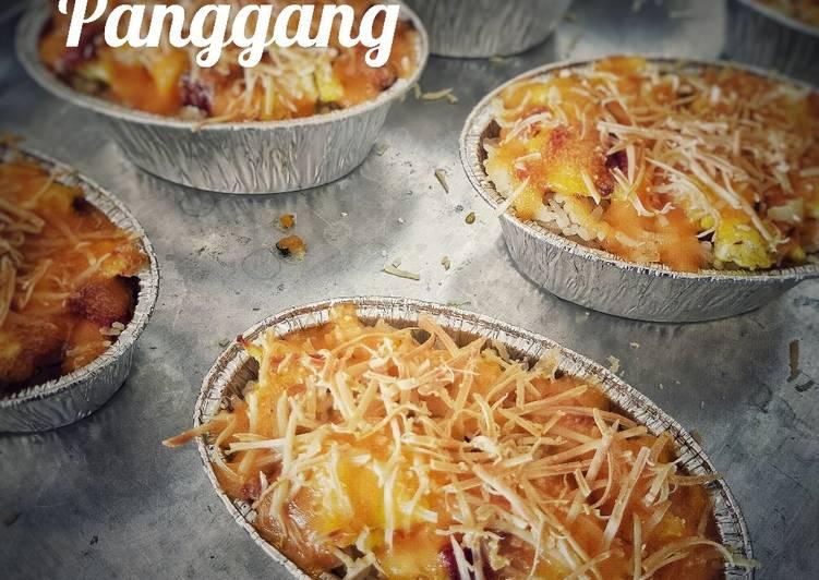 Nasi Mayo Panggang