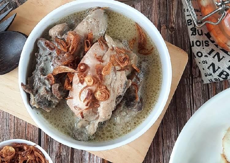 23. Opor Ayam