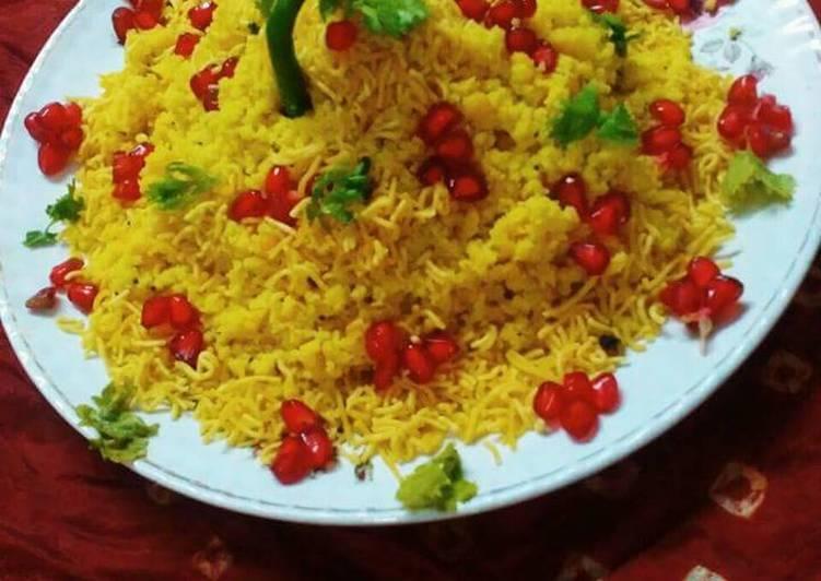 Easiest Way to Make Tasty Sev Khamani