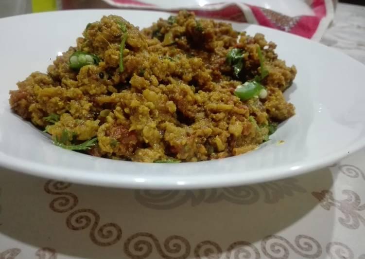 Recipe: Perfect Beef Ka Keema