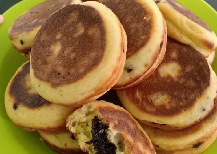 Khamir isi coklat - cookandrecipe.com