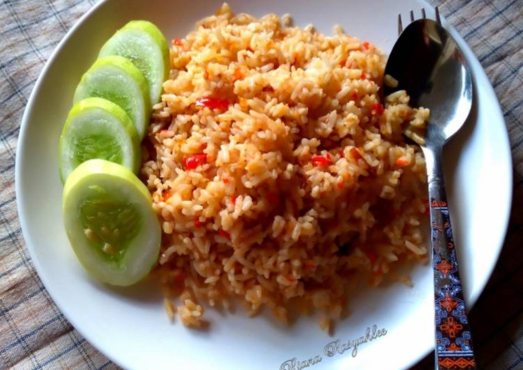 #Nasi Goreng Kencur