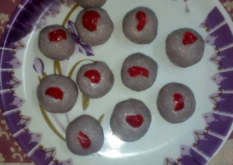 Easiest Way to Make Any-night-of-the-week Pomegranate sandesh