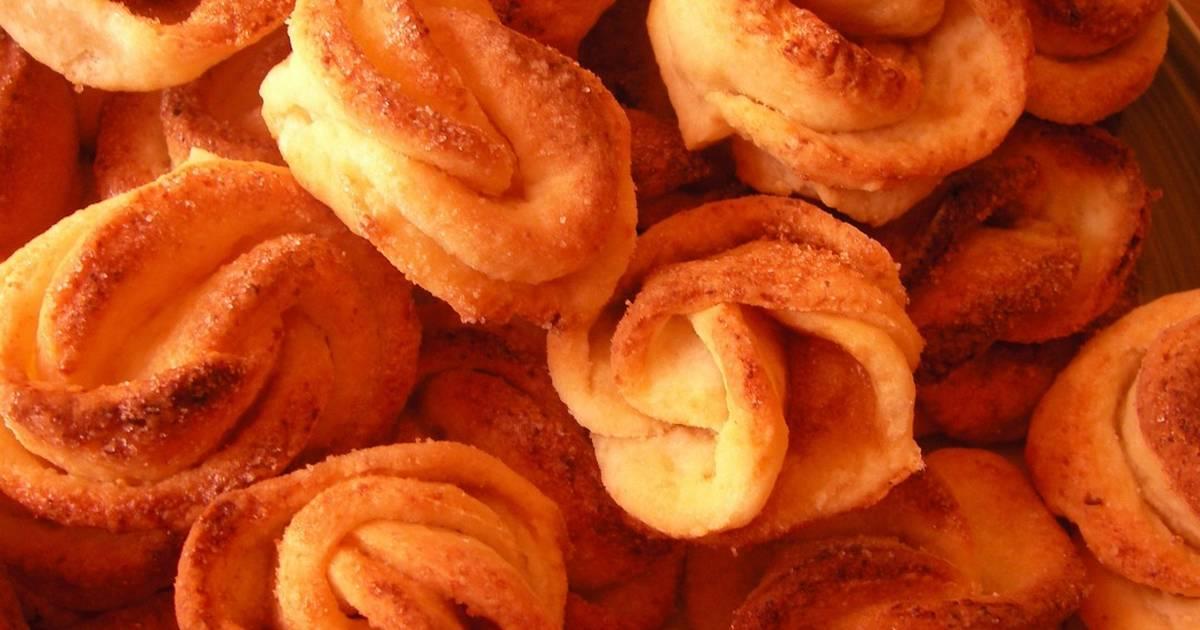 творожные печенья розочки рецепт с фото номерного фонда