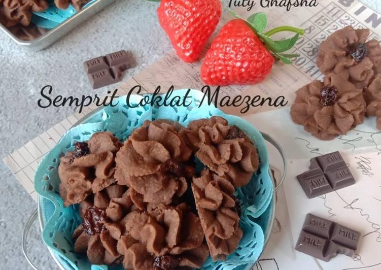Semprit Coklat Maezena