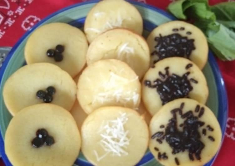Kue lumpur kentang maknyus - cookandrecipe.com