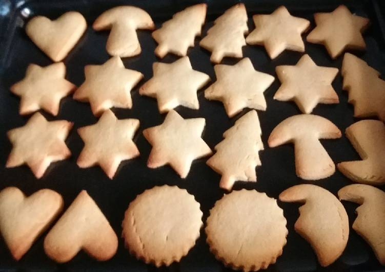 Recipe: Delicious Christmas Cookies