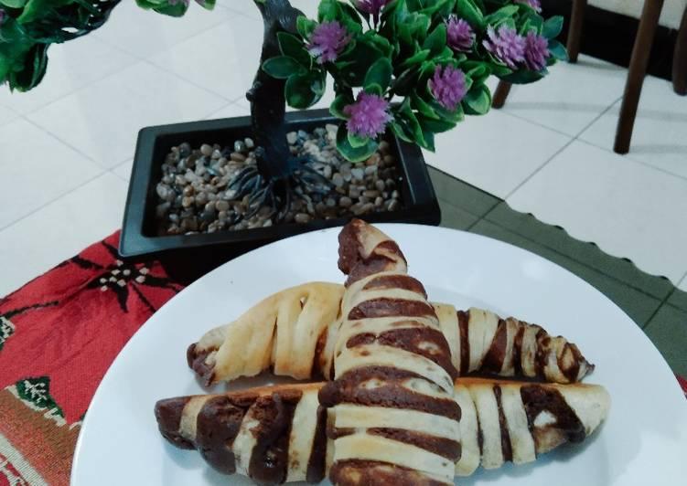 Filipino Choco Bread
