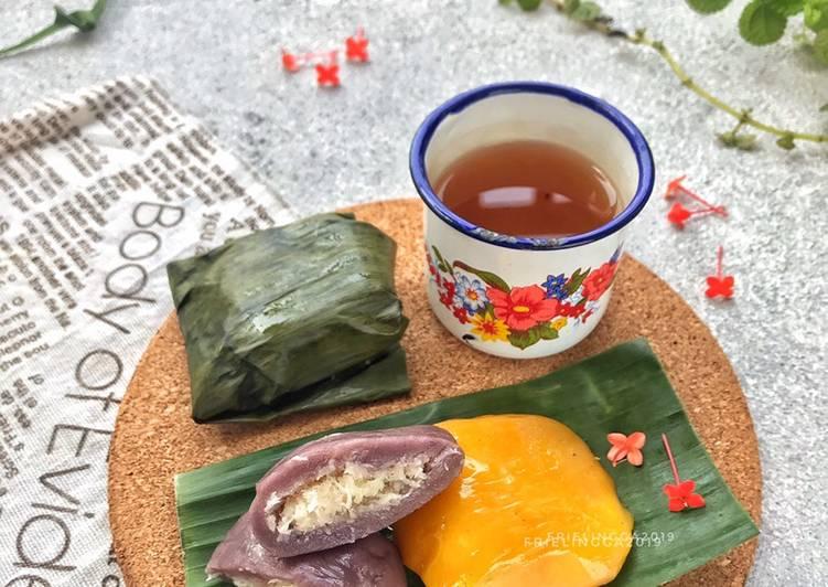 Kue Bugis dengan Umbi - cookandrecipe.com