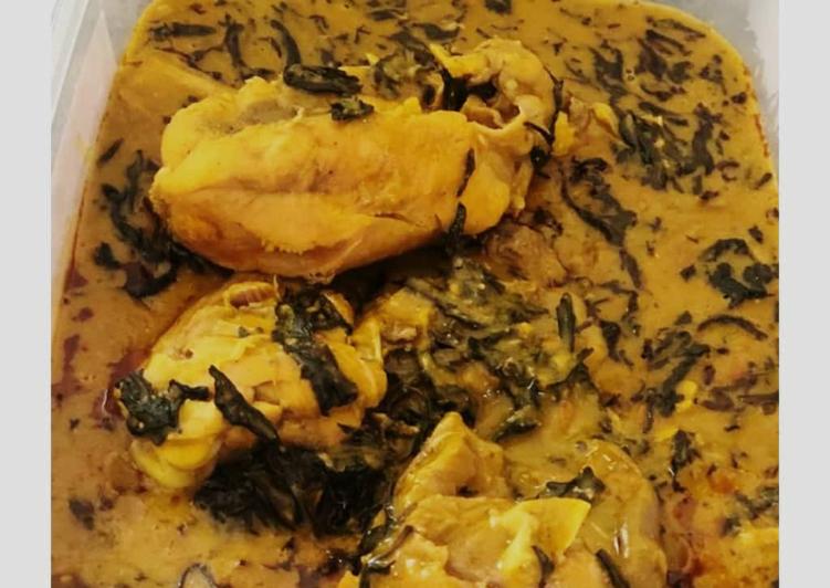 Onugbu (bitterleaf) soup