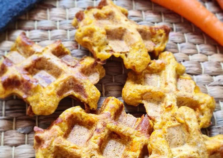 Step-by-Step Guide to Make Favorite Gaufres aux carottes