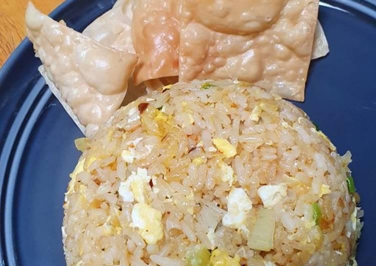 Nasi Goreng Teri Nasi Ketumbar