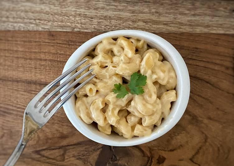 Mac and cheese en microondas en 10 minutos