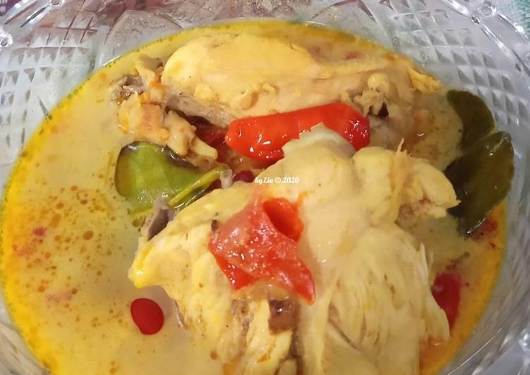 Kare Ayam Pedas - cookandrecipe.com