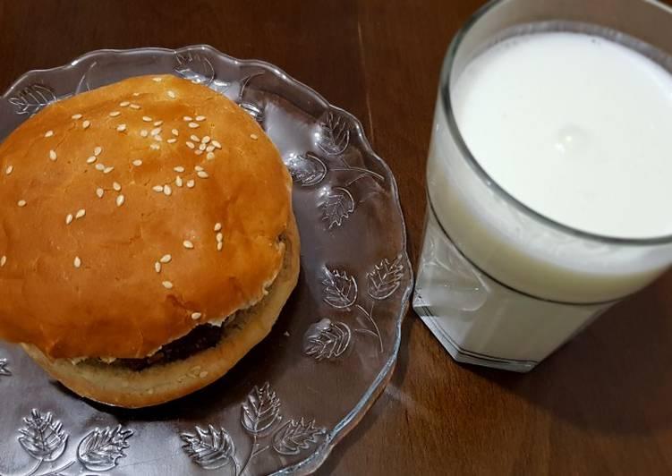 My Burger with My AYRAN